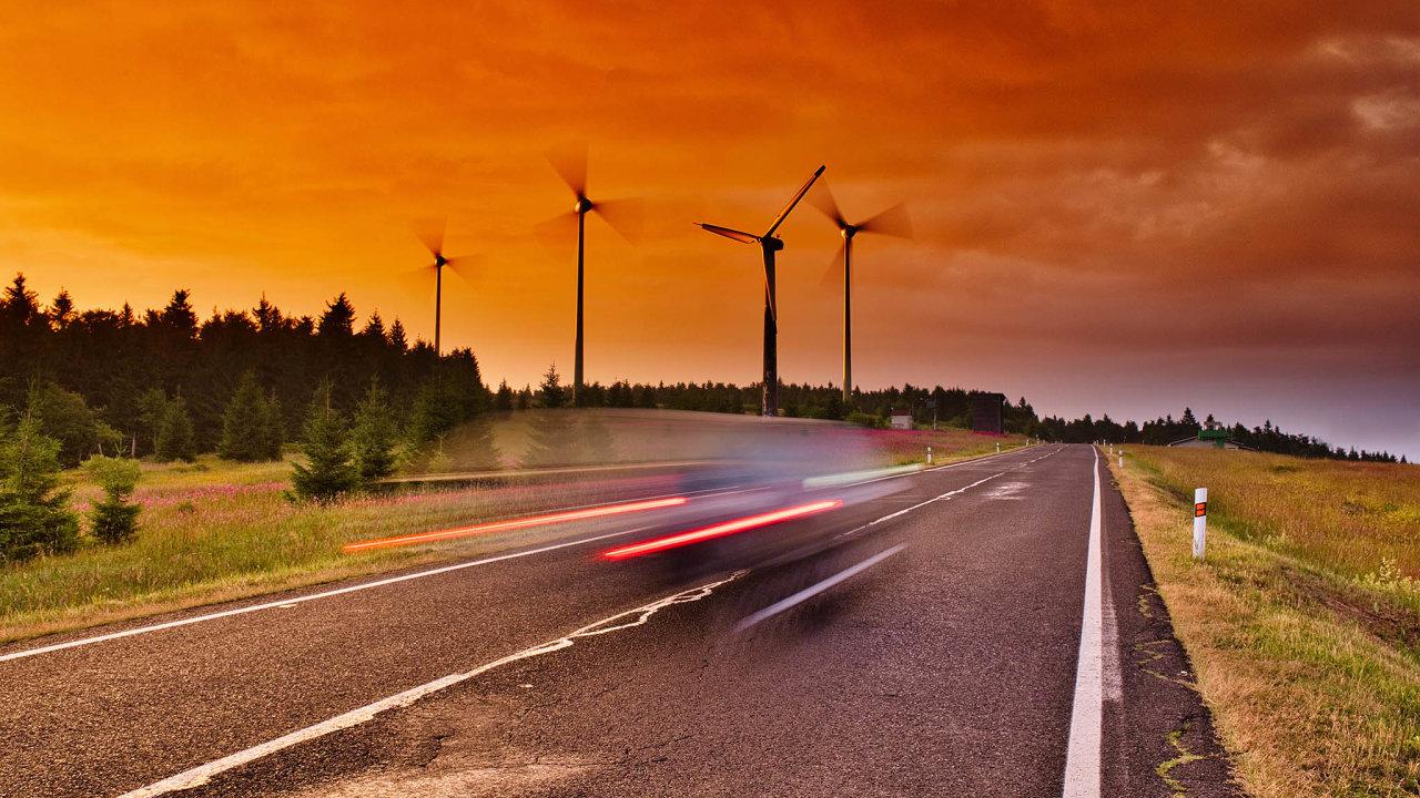 Země Evropské unie plánují zvýšit podíl energie z obnovitelných zdrojů.