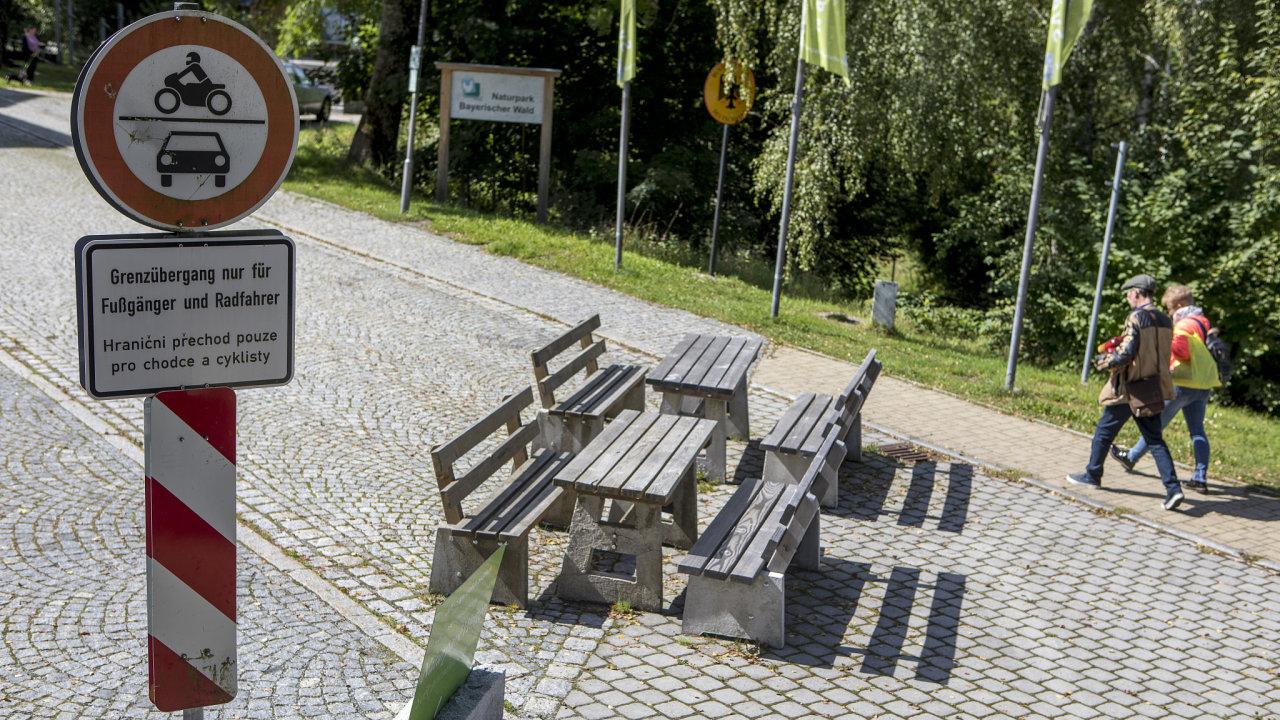 Fotogalerie / Reportáž HN - Pátečník / Železná Ruda / 27. 9. 2019