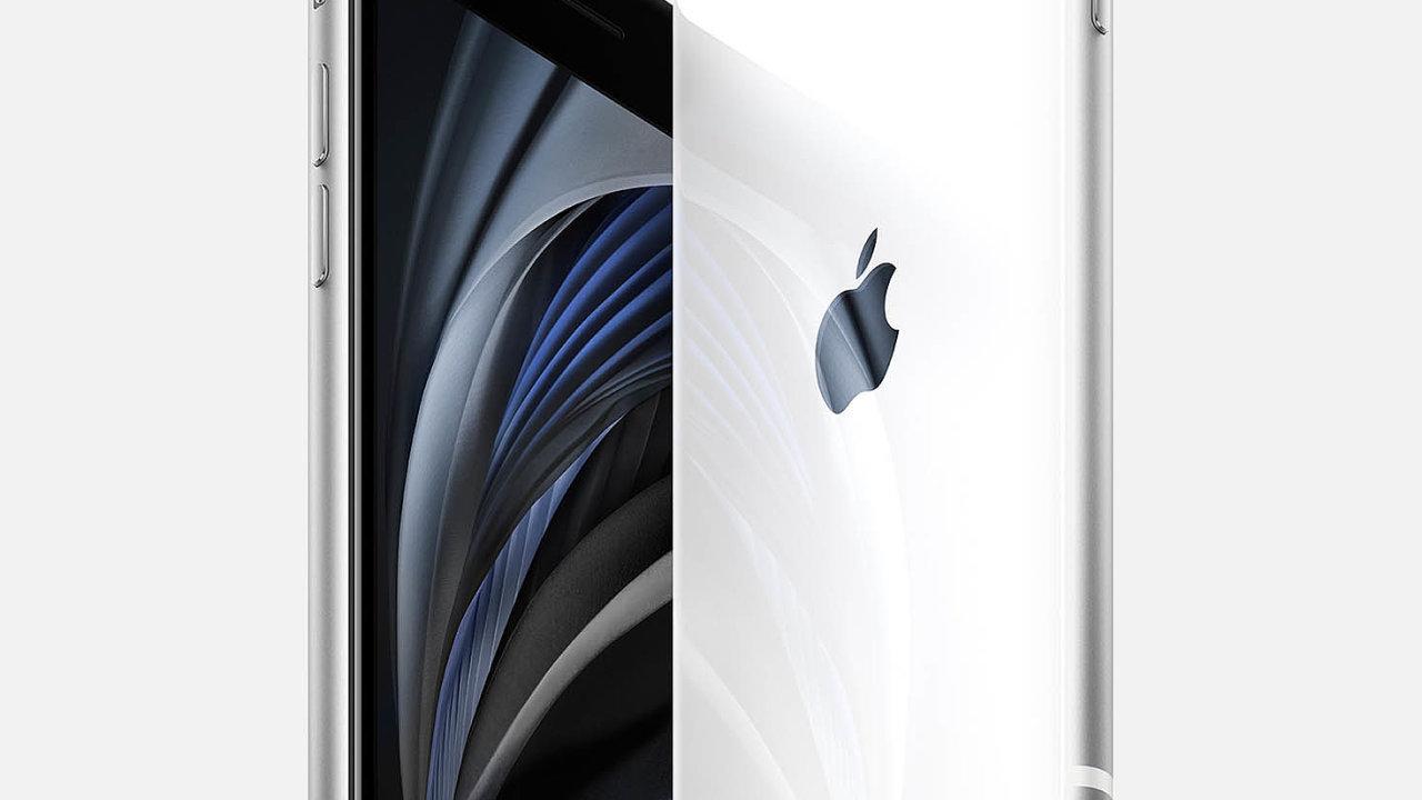 iPhone SE 2020 (12 990 Kč)