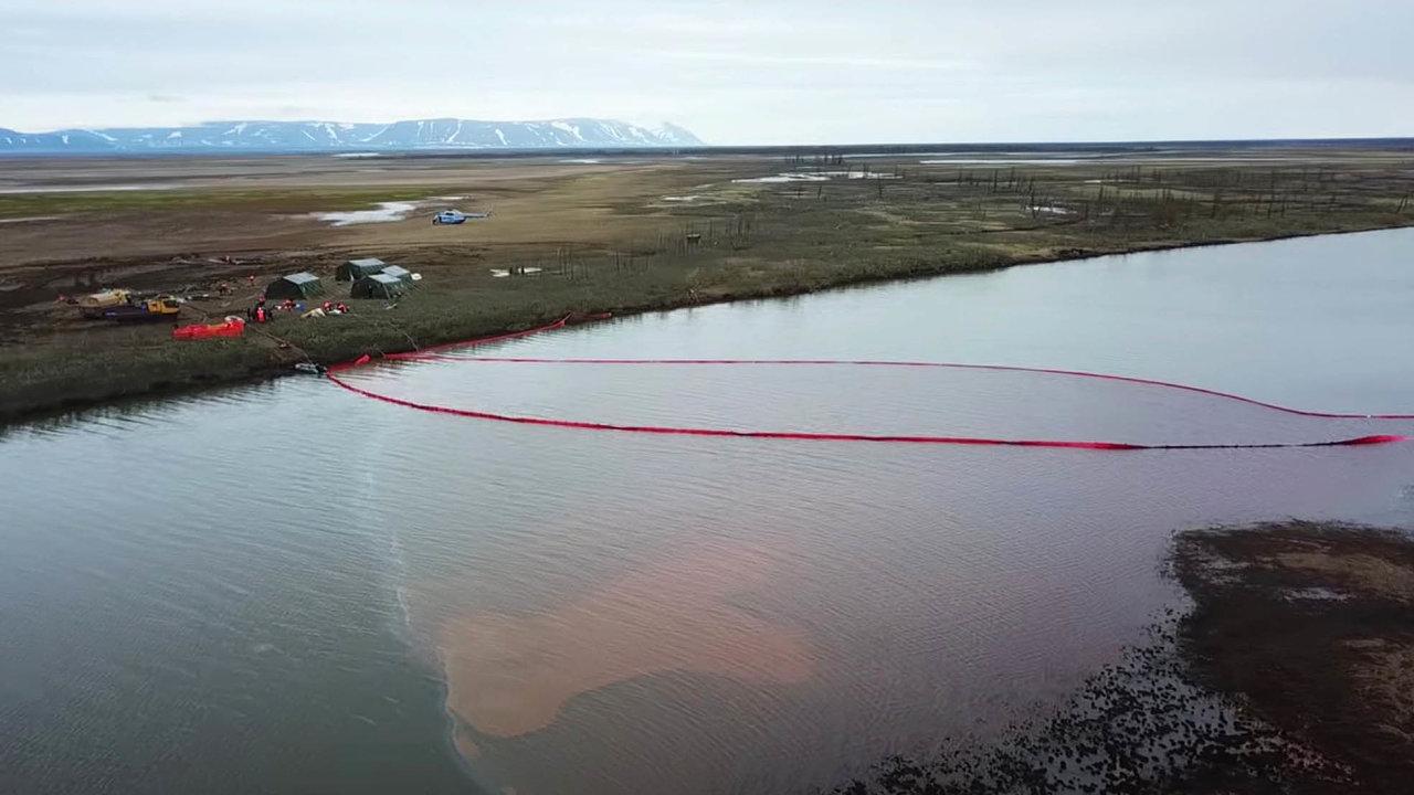 Katastrofa v Norilsku