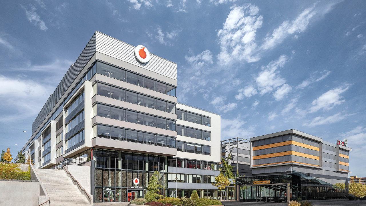 Českomoravská nemovitostní koupila dvě kancelářské budovy vpražském komplexu City West.
