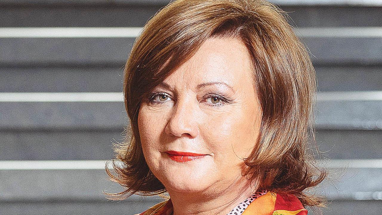 Ministryně financí ČRAlena Schillerová