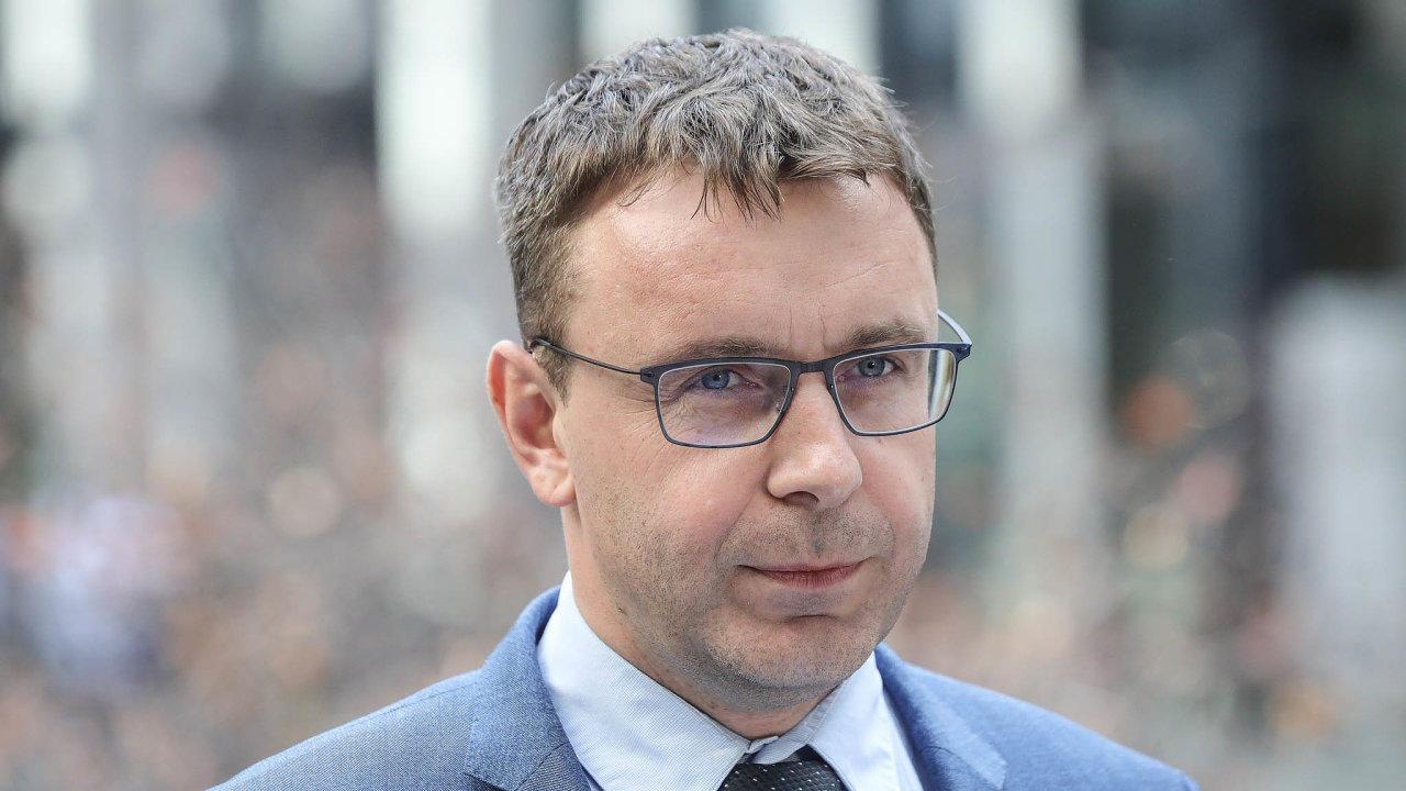 Vladimír Kremlík, bývalý ministr dopravy ve vládě Andreje Babiše