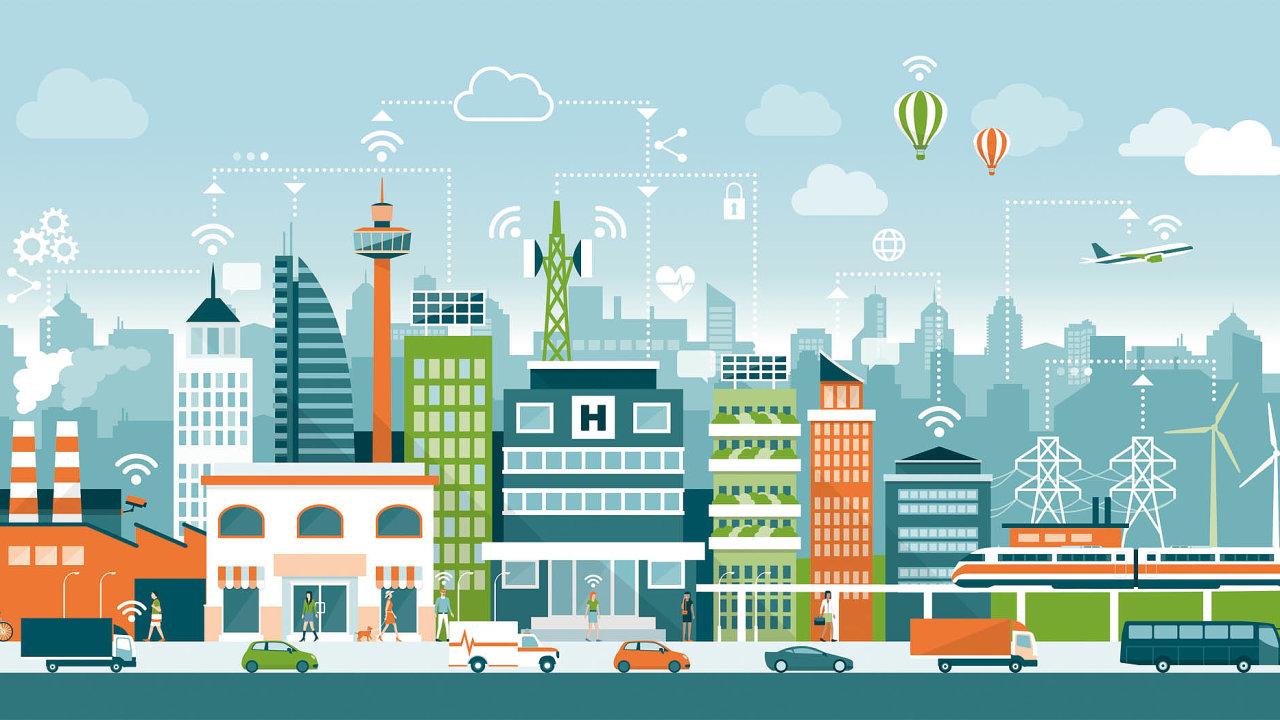 V hlavním městě má projektová kancelář Smart Prague rozpracovaných zhruba 30 projektů.
