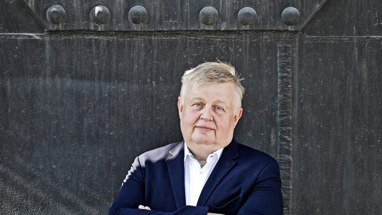 Ostravský podnikatel Jan Světlík.