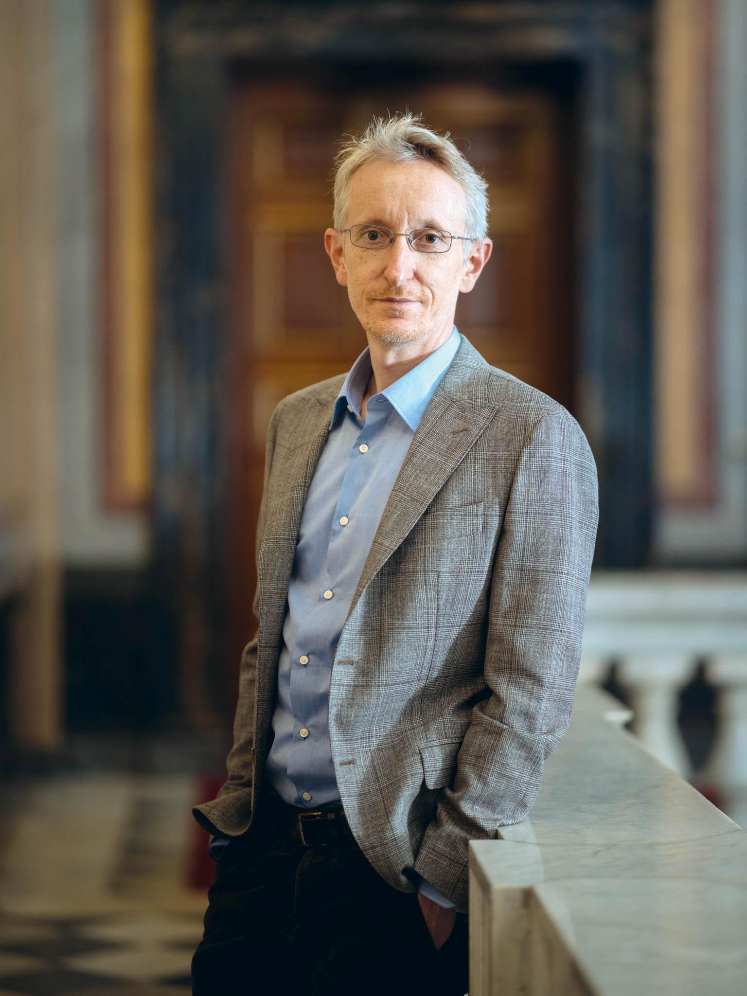 Profesor ekonomie Štěpán Jurajda