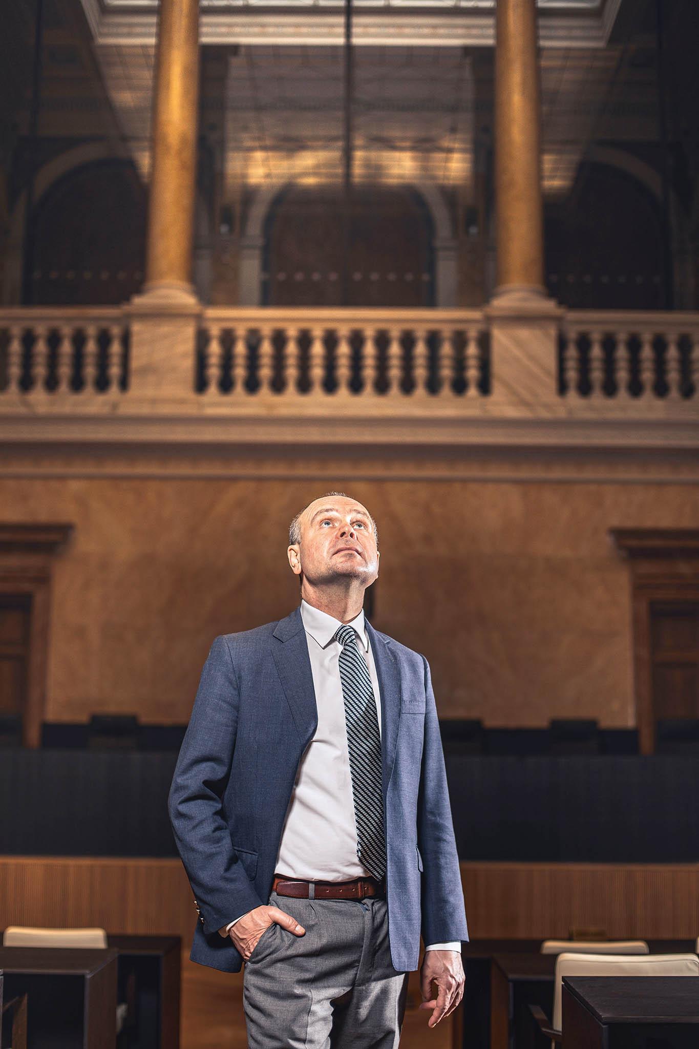 Ústavní soudceJaromír Jirsa