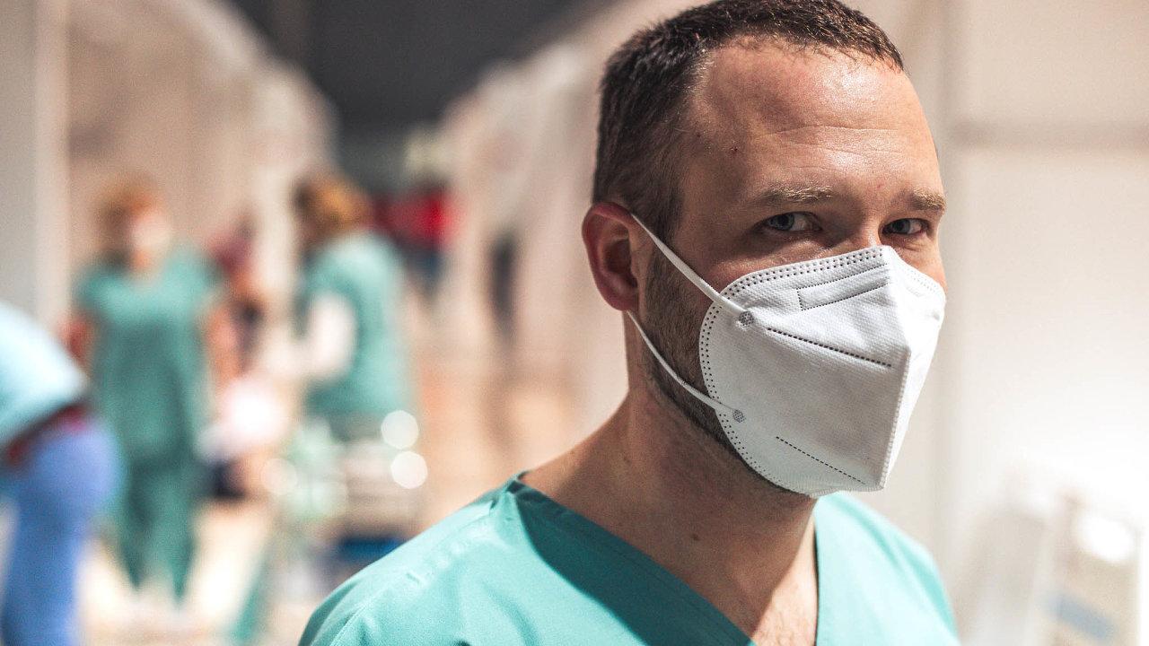 Milan Krtička, přednosta kliniky úrazové chirurgie Fakultní nemocnice Brno