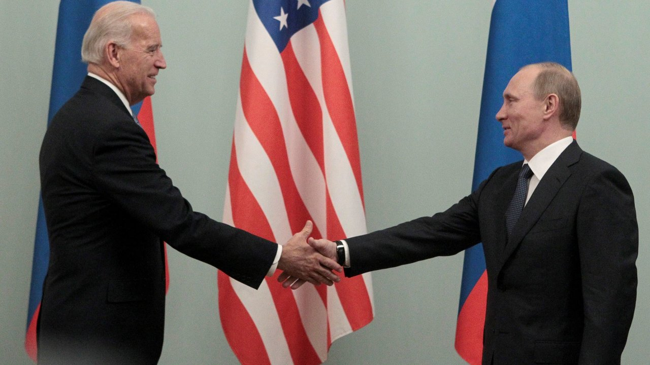 S Putinem se Biden setkal již jako viceprezident. Důležitější ale budou jeho schůzky v rámci G7, NATO a s evropskými lídry.