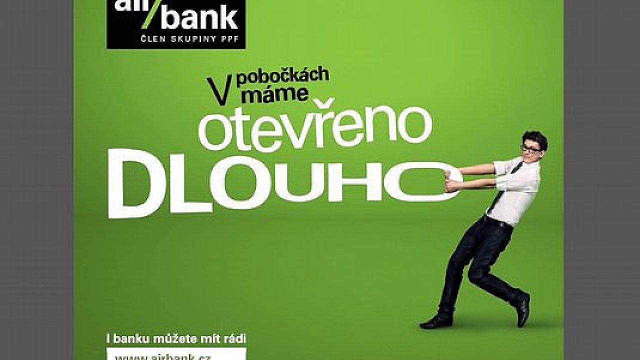 Komunikace Air Bank