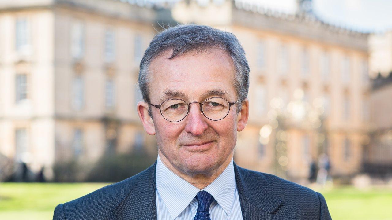 Prof. Dieter Helm