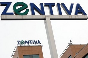 farmaceutická společnost Zentiva