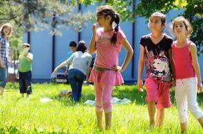 Ilustrační foto: romské děti, školství