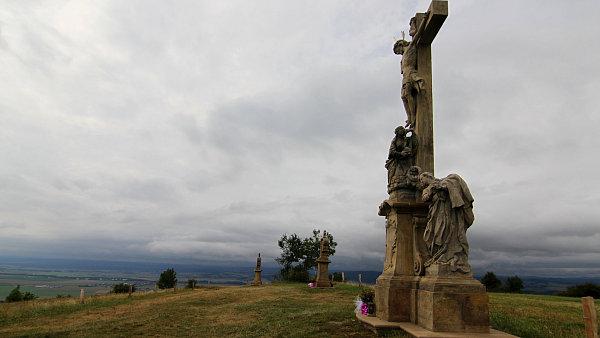 Křížový vrch u Rudy