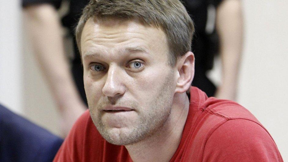Od teď oficiální lídr opozice ( Alexej Navalnyj)