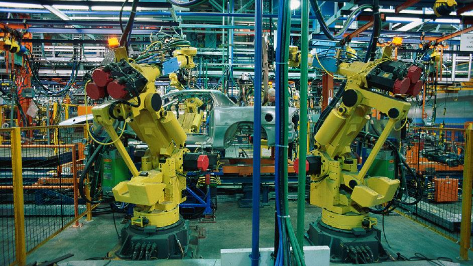 Rozšířené území chebské průmyslové zóny by měli zabrat zejména výrobci komponent do automobilů. (Ilustrační foto)