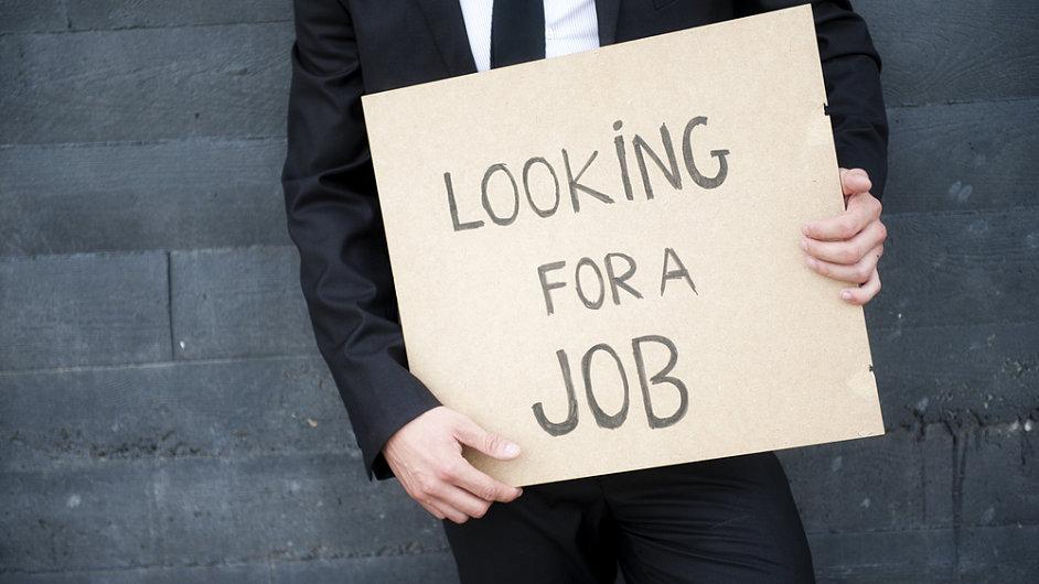 Nezaměstnanost, ilustrační foto