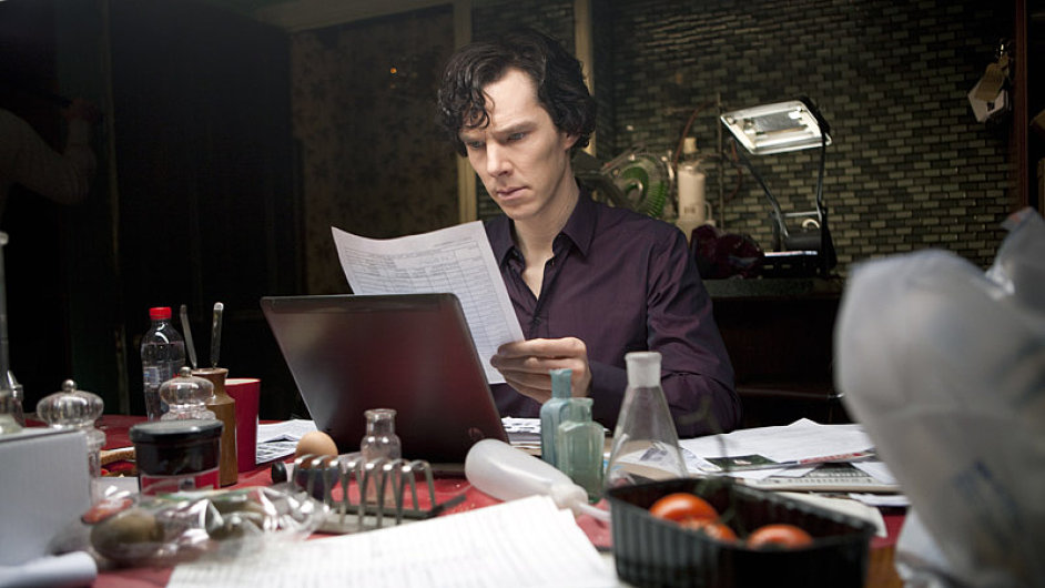 Benedict Cumberbatch bude v roli Sherlocka ještě pár let