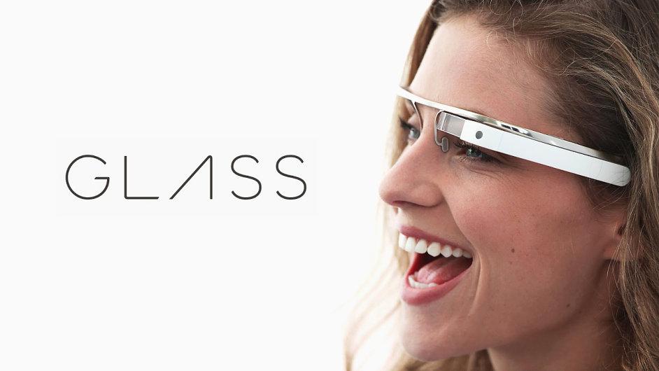 Produktová fotografie Google Glass 3