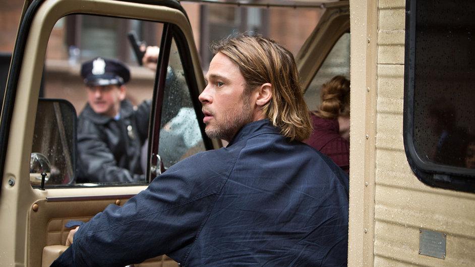 Brad Pitt ve Světové válce Z