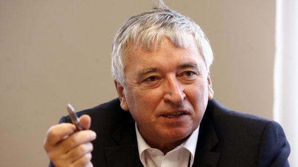 Zdeněk Pelc, šéf GZ Media, se stal podnikatelem roku.