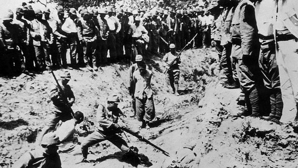 the nanking massacre essay
