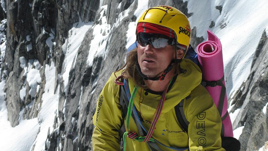Marek Holeček v Nepálu