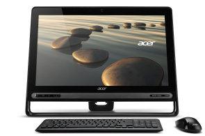 Acer Aspire Z3 do dětského pokoje i kuchyně: Základní all in one boduje výbornou obrazovkou