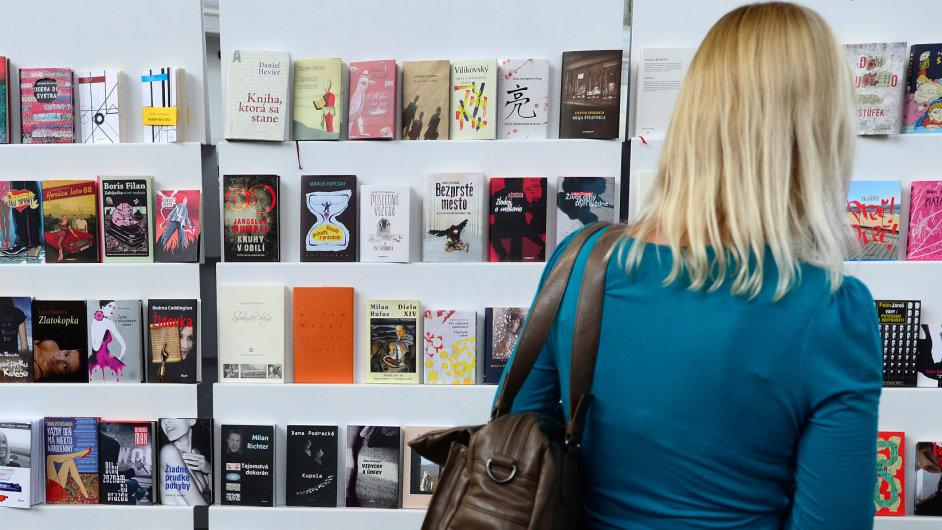 Knihy (Ilustrační foto).