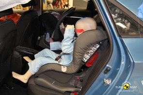 Nejbezpečnější auta pro děti, které sedí na zadních sedadlech? První je Seat Leon