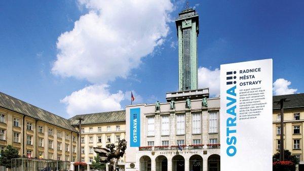 Radnice města Ostrava