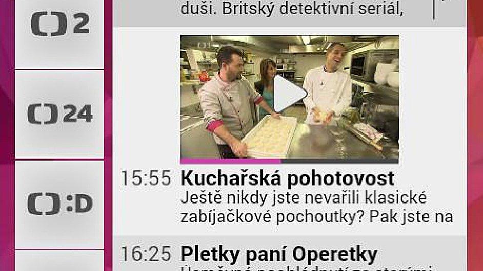 Aplikace TV4you podle televizních stanic vysílá jejich programy neoprávněně.