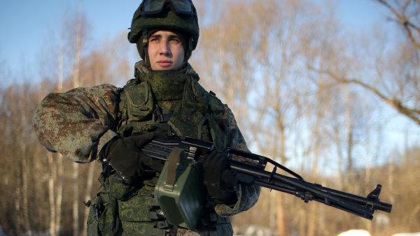 Jak si stoj� NATO proti Rusku? Porovnejte s�lu arm�d v infografice
