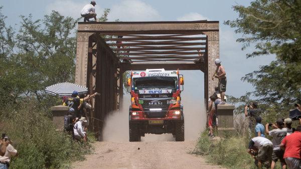 Dakar posedmé v Jižní Americe