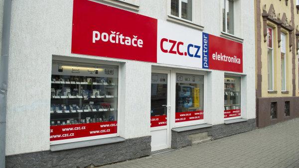 Internetov�mu obchodu CZC.cz rostou tr�by dvoucifern�m tempem u� p�t� rok v �ad� - Ilustra�n� foto.