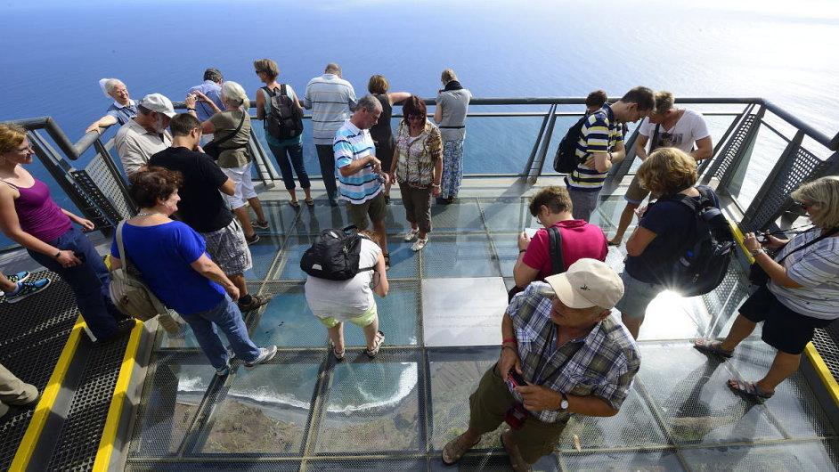 Vyhlídka na Madeiře nabízí nezapomenutelný zážitek.