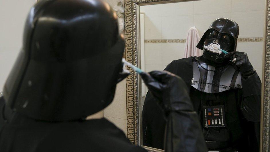 Darth Vader z ukrajinské nternetové strany