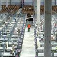 V Česku se staví rekordní množství skladů a jiných průmyslových budov - Ilustrační foto.
