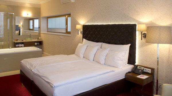 Po�et p�enocov�n� v evropsk�ch hotelech byl loni rekordn� - Ilustra�n� foto.