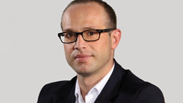 Andrej Lošonczi, obchodní ředitel M.B.A. Finance