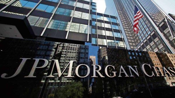 Newyorsk� s�dlo banky JPMorgan Chase & Co.