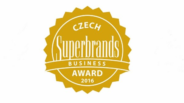 Logo Czech Business Superbrands 2016