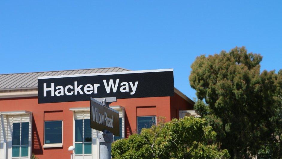 Sídlo Facebooku v Silicon Valley