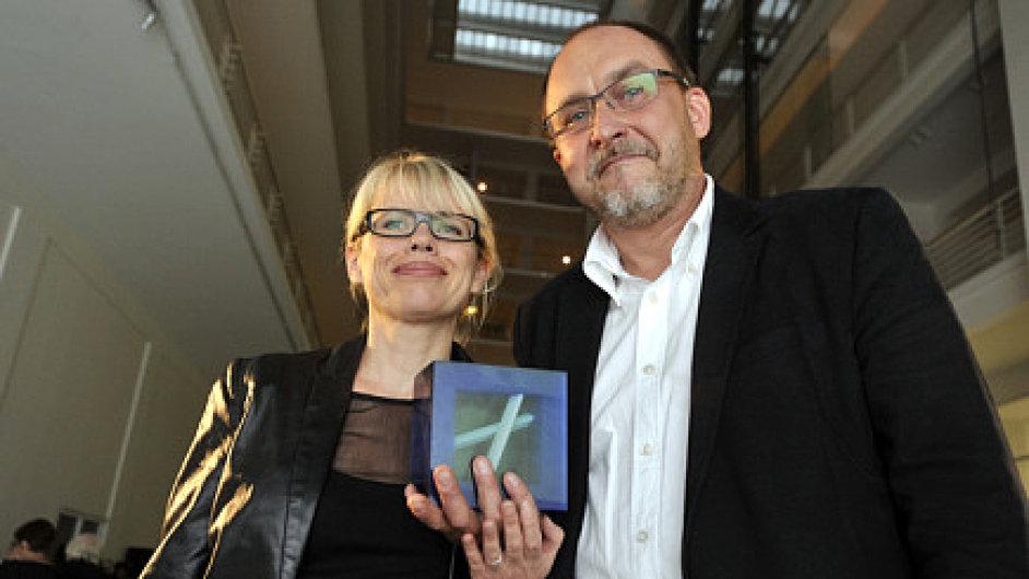 Pavla Melková a Miroslav Cikán.