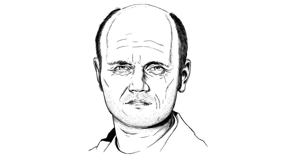 Ivan Brezina, novinář s ostrými názory