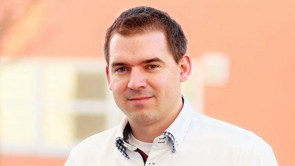 Petr Žikeš, ředitel společnosti Safetica Technologies