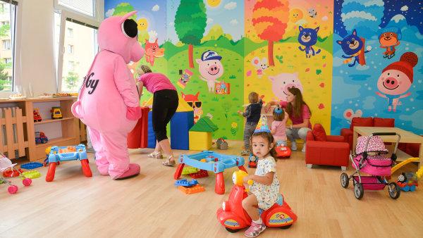 Lagardere rozšiřuje své aktivity v Česku, otevírá Pigy školku