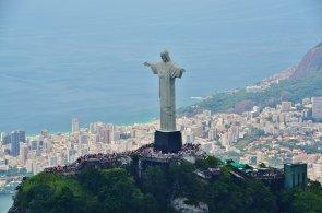 Brazilské Rio žije olympiádou, město plné karnevalů, samby a pláží ale přitahuje turisty po celý rok