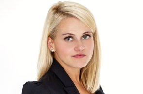 Andrea Märzová, ředitelka zahraniční kanceláře agentury CzechTrade v Rotterdamu