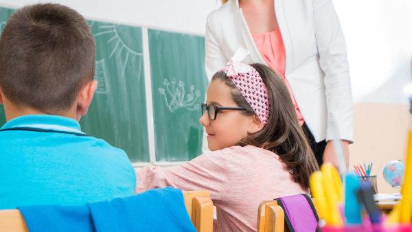 Namíru šitá výuka:Mimořádně nadané děti potřebují vevýuce náročnější úkoly, aby se nenudily adál rozvíjely - Ilustrační foto.